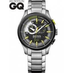 Hugo Boss Mens Yachting Timer II Bracelet Watch 1513336