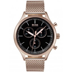 Hugo Boss Mens Companion Chronograph Watch 1513548