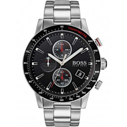 Hugo Boss Mens Rafale Chronograph Watch 1513509