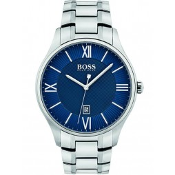 Hugo Boss Mens Governor Blue Watch 1513487
