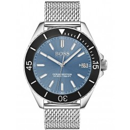 BOSS Mens Ocean Edition Bracelet Watch 1513561