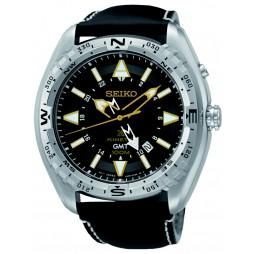 Seiko Mens Kinetic GMT Watch SUN053P1
