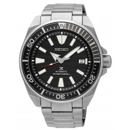 Seiko Mens Prospex Samurai Automatic Divers Watch SRPB51K1