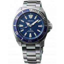 Seiko Mens Prospex Automatic Blue Watch SRPB49K1
