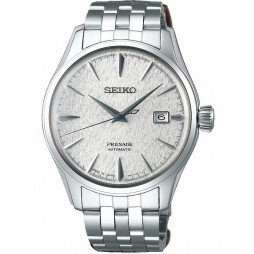 Seiko Mens Presage Limited Edition Fuyugeshiki Winter Dial Bracelet Watch SRPC97J1