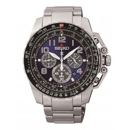 Seiko Men's Prospex Solar Powered Watch SSC275P9