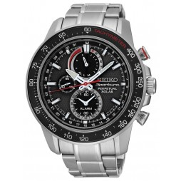 Seiko Mens Sportura Chronograph Watch SSC357P1