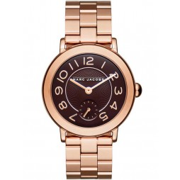 Marc Jacobs Ladies Riley Watch MJ3489