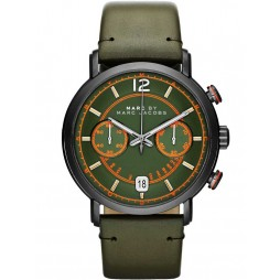 Marc Jacobs Mens Fergus Strap Watch MBM5067