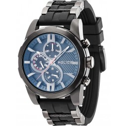 Police Mens Matchcord Watch 14541JSB/02PA