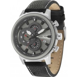 Police Mens Explorer Strap Watch 15037JSTU/04