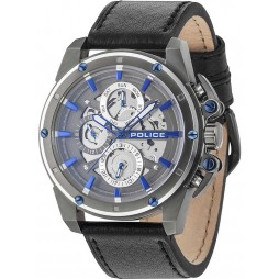 Police Mens Splinter Strap Watch 14688JSUS/13