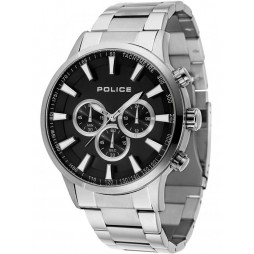 Police Momentum Chronograph Watch 15000JS/02M