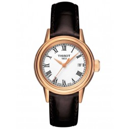 Tissot Ladies T-Classic Carson Strap Watch T085.210.36.013.00