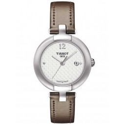 Tissot Ladies Leather Watch T084.210.16.017.01