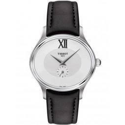 Tissot Ladies T-Lady Bella Ora Black Strap Watch T103.310.16.033.00