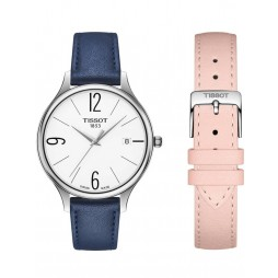 Tissot Ladies T-Lady Bella Ora Blue Watch T103.210.16.017.00