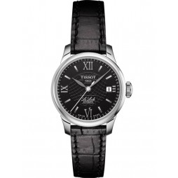 Tissot Ladies T-Classic Le Locle Black Watch T41.1.123.57