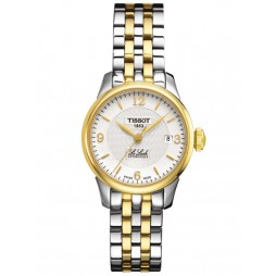 Tissot Ladies Le Locle Two Tone Bracelet Watch T41.2.183.34