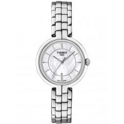 Tissot T-Lady Flamingo Bracelet Watch T094.210.11.111.00
