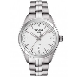 Tissot Ladies PR100 Bracelet Watch T101.210.11.036.00
