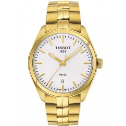 Tissot Mens PR100 Watch T101.410.33.031.00