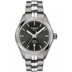 Tissot Ladies PR100 Titanium Watch T101.210.44.061.00