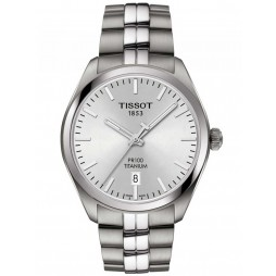 Tissot Mens PR100 Titanium Watch T101.410.44.031.00