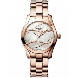 Tissot Ladies T-Lady T-Wave Bracelet Watch T112.210.33.111.00