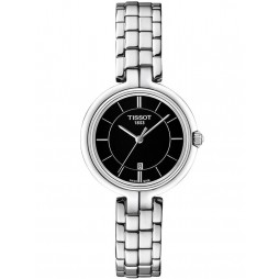 Tissot Ladies Flamingo Black Watch T094.210.11.051.00