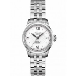 Tissot Ladies Le Locle Silver Watch T41118316