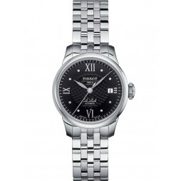 Tissot Ladies Le Locle Black Watch T41118356