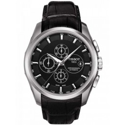 Tissot Mens T-Classic Couturier Strap Watch T035.627.16.051.00