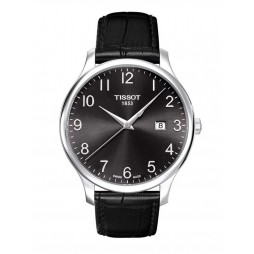 Tissot Mens T-Classic Tradition Strap Watch T063.610.16.052.00