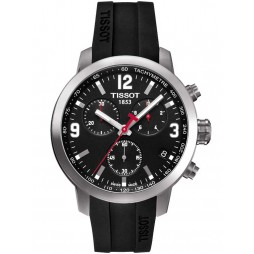 Tissot Mens PRC200 Watch T055.417.17.057.00