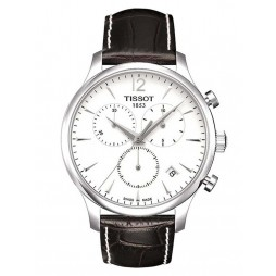 Tissot Mens Tradition Chronograph Strap Watch T063.617.16.037.00