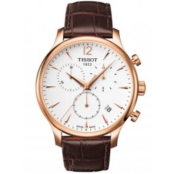 Tissot Mens Tradition Chronograph Watch T063.617.36.037.00