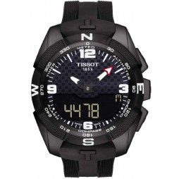 Tissot Mens T-Touch Expert Solar Watch T091.420.47.057.01