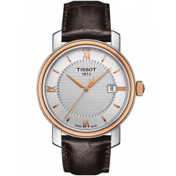 Tissot Mens T-Classic Bridgeport Watch T097.410.26.038.00