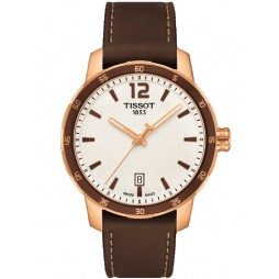 Tissot Mens Quickster Strap Watch T095.410.36.037.00