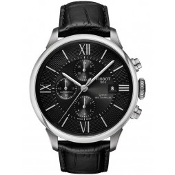 Tissot Mens Chemin Des Tourelles Automatic Watch T099.427.16.058.00