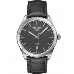 Tissot Mens PR100 Strap Watch T101.410.16.441.00