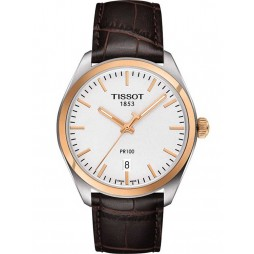 Tissot Mens PR100 Strap Watch T101.410.26.031.00