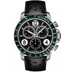 Tissot Mens V8 Chronograph Watch T106.417.16.057.00