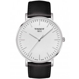 Tissot Mens T-Classic Everytime Watch T109.610.16.031.00