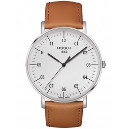 Tissot Mens T-Classic Everytime Watch T109.610.16.037.00