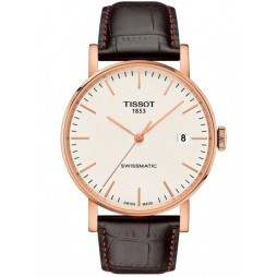 Tissot Mens T-Classic Everytime Swissmatic Watch T109.407.36.031.00