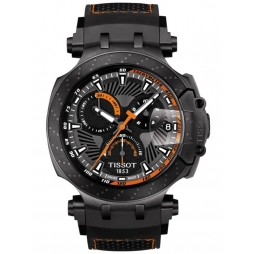 Tissot Mens Marc Marquez 2018 Limited Edition Watch T115.417.37.061.05