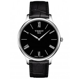 Tissot Mens T-Classic Tradition Black Watch T063.409.16.058.00