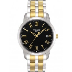 Tissot Mens T-Classic Dream Bracelet Watch T033.410.22.053.01
